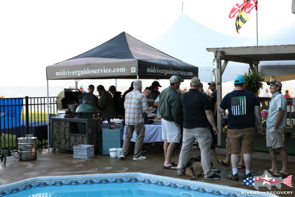 Stars & Stripes Charity Fishing Tournament Supports Wounded Military Veterans